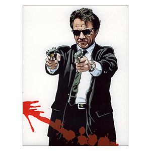 Reservoir Dogs. Размер: 30 х 40 см